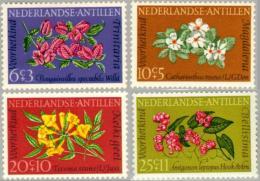 Ned Antillen 1964 Voor Het Kind - Flowers NVPH 347, MNH** Postfris
