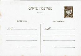 LBR39  FRANCE EP CP PETAIN 80c VIGNETTE BRUN FONCE NEUVE - Standard- Und TSC-AK (vor 1995)