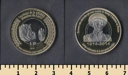 Guinea 1 Franc 2014 - Guinea