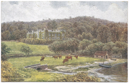 Watermouth Castle, Ilfracombe By A R Quinton - Salmon No 939 - Unused C1921 - Quinton, AR