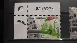 EUROPA CEPT 2016 THINK GREEN BOSNIA - 2016