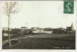 Carte Postale Ancienne De MIONNAY-vue Générale - France