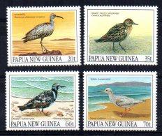 Papua New Guinea - 1990 - Migratory Birds - MNH - Papouasie-Nouvelle-Guinée