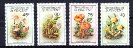 Grenadines Of St Vincent - 1986 - Fungi - MNH - St.Vincent & Grenadines