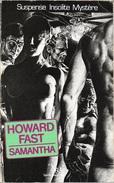Le Miroir Obscur 122 - Howard FAST- Samantha (BE+) - NEO Nouvelles Ed. Oswald