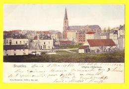 * Etterbeek (Brussel - Bruxelles) * (Nels, Série 1, Nr 107) L'église D'Etterbeck, Kerk, Couleur, Rare, Unique, TOP - Etterbeek