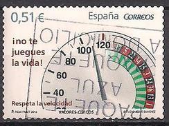 Spanien (2012)  Mi.Nr.  4669  Gest. / Used  (1fg14) - 1931-Heute: 2. Rep. - ... Juan Carlos I