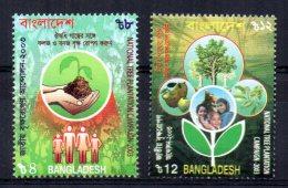 Bangladesh - 2003 - National Tree Planation Campaign - MNH - Bangladesh