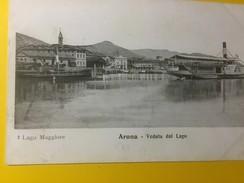 2.2721 - Arona Veduta Dal Lago - Otras Ciudades