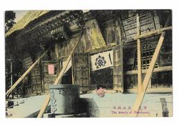 CPA JAPON THE TEMPLE OF HASEKANON - Yokohama