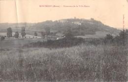 55 RARE MONTMEDY PANORAMA DE LA VILLE HAUTE / - Montmedy