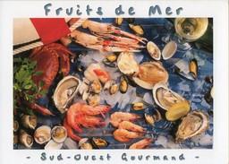 Recette - Fruits De Mer, Huîtres, Moules, Coquilles - 003336 - Editions Sud-Ouest Gourmand,Fédérico Féria - TBE - Recipes (cooking)
