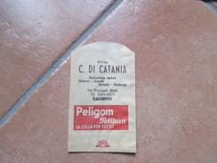 Bustina Pubblicitaria Peligom PELIKAN Ditta C.Di Catania SALERNO - Ohne Zuordnung