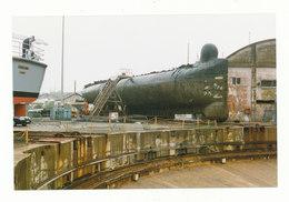 DEMANTELEMENT  SOUS MARIN  DIANE - Submarines