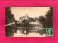 02 AISNE, Château De SOUPIR, Vue Sur Le Parc, (E. Jumelet) - Autres Communes