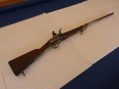 MOUSQUETON DE HUSSARD Mle 1786 - FUSIL - GOSUIN à LIEGE FABRICANT BELGE - Sammlerwaffen