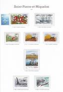 St Pierre Et Miquelon -- 2000/2005 - 25% Sous La Valeur Faciale - Neufs Sans Charnière - Superbe - 15 Scans - Collections, Lots & Séries