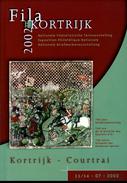 FILA Kortijk 2002 - Tentoonstelling Catalogus - Documents De La Poste