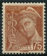 France (1938) N 416A * (charniere) - Frankreich
