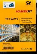Folienblatt Bund Nr. 52 Bergakademie Freiberg Postfr.MNH ** - [7] West-Duitsland