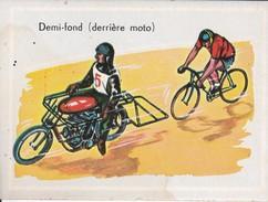 CHROMOS. Les Sports.  Demi-fond (derrière-moto)  ...T883 - Chromos