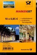 Folienblatt Bund Nr. 56 Schloss Sanssouci Postfr.MNH ** - Postzegelboekjes