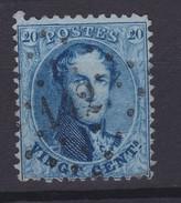 N° 15 A  LP 142  GAVERE  DISTRIBUTION  COBA +50.00 - 1863-1864 Medallones (13/16)
