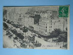 PARIS  20° -- Jour De Marché Cours De Vincennes - ANIMEE - Markets