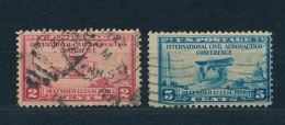 VS/USA/État-Unis 1928 Mi: 314-315 Yt: 279-280 (Gebr/used/obl/o)(2306) - Verenigde Staten