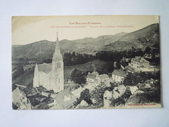 BAGNERES-de-BIGORRE  (Hautes-Pyrénées)  :  Village De LABASSERE  -  Vue Générale   - Bagneres De Bigorre
