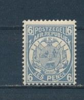 Transvaal 1885 Mi: 19 Yt: 81 (Ongebr/MH/Neuf Avec Ch/Ungebr/*)(2316) - Zuid-Afrika (...-1961)