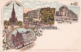 Brussel : Diverse Zichten ! - Monuments, édifices