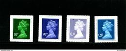GREAT BRITAIN - 2014  MACHIN  SET  MINT NH - 1952-.... (Elizabeth II)