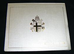 [NC] VATICANO -  GIOVANNI PAOLO II SERIE DIVISIONALE 1999 ANNO XXI - FDC UNC - Vaticano