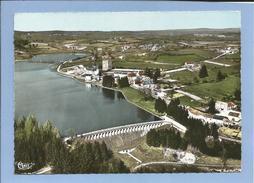 Saint-Sernin-du-Bois (71) Vue Générale Réservoir 2 Scans 22/08/1964 - Other Municipalities