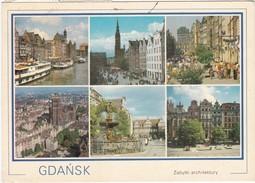 Cartolina - Postcard    - POLONIA -GDAN'SK - Polonia