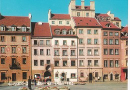 Cartolina - Postcard    - POLONIA -RYNEK STAREGO MIASTA - Polonia