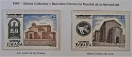 PATRIMOINE MONDIAL DE L'HUMANITE 1997 - NEUFS ** - YT 3085/86 - MI 3350/51 - 1931-Aujourd'hui: II. République - ....Juan Carlos I