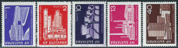Bulgaria 1971 Nuovo** - Mi.2123/7  Yv.1897/01 - Bulgaria