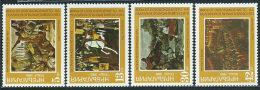 Bulgaria 1985 Nuovo** - Mi.3419/22  Yv.2967/70 - Bulgaria
