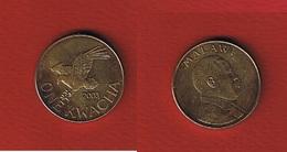 Malawi  --  1 Kwacha 2003   --  Km # 28  --  état  SUP - Malawi