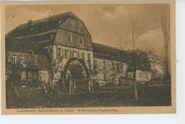 ALLEMAGNE - Lufkurort SOBERNHEIM A. Nahe - Wehrfritz'sche Papiermühle - Duitsland