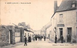 ¤¤  -   5   -   LIGNE    -   Route De Couffé     -  ¤¤ - Ligné