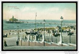 Nederland Ansichtkaart 1913 Scheveningen Panorama - Scheveningen