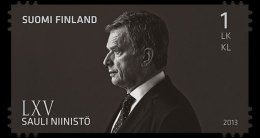 Finland 2013 Set - President Sauli Niinistö 65 Years