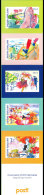 Finland 2016 Stamp Booklet - On Vacation