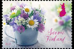 Finland 2017 Set - Summer Flowers