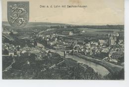 ALLEMAGNE - DIEZ A.d. Lahn Mit Sachsenhausen - Allemagne