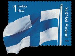 Finland 2006 Set - Finnish Flag (Reprint)