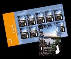 Finland 2014 Sheetlets - Linnansaari National Park